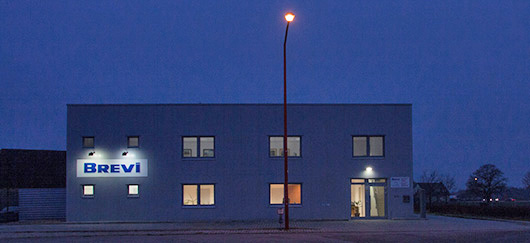 Brevi Firmengebäude