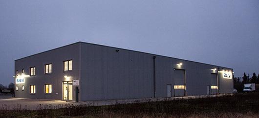 Brevi Firmrngebäude